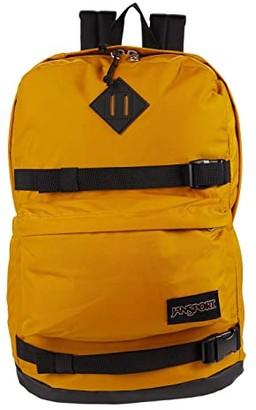 JanSport West Break (English Mustard) Backpack Bags
