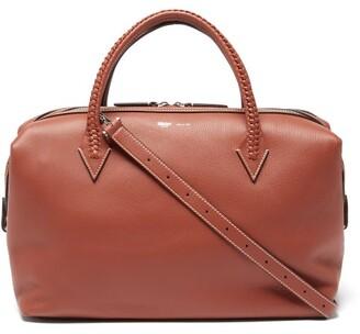 Métier Metier - Perriand City Braided-handle Leather Weekend Bag - Tan