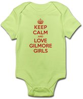 CafePress - K C Love Gilmore Girls - Cute Infant Bodysuit Baby Romper