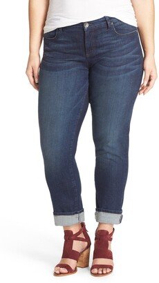 KUT from the Kloth 'Catherine' Stretch Boyfriend Jeans