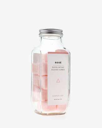 Express Harper + Ari Rose Exfoliating Sugar Cubes Bottle
