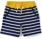 Joules Little Boys 3-6 Bucaneer Striped Knit Shorts