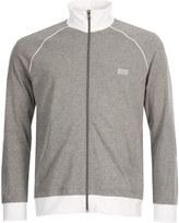 BOSS Hugo Boss Zip Jacket 50310440-033 Medium Grey
