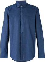 HUGO BOSS longsleeve button-up shirt - men - Cotton - 38