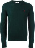 Ami Alexandre Mattiussi Ami de Coeur sweater - men - Merino - XL