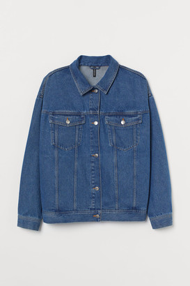 H&M H&M+ Denim jacket