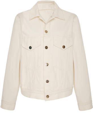Gold Sign The Morton Jacket