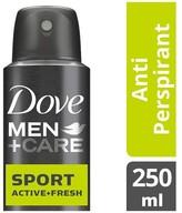 Dove Men+Care Sports Active Fresh Deodorant 250ml