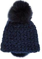 Mischa Lampert Women's Pohawk Hat-NAVY