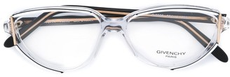 Givenchy Pre-Owned rounded glasses