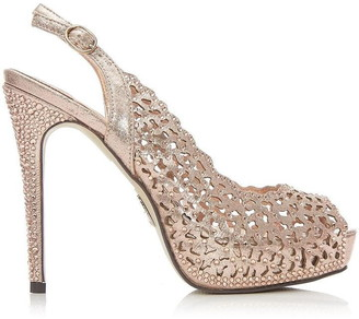 Moda In Pelle Justine Very High Occasion Sandal