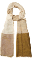 Denis Colomb Angkorwot cashmere and silk-blend scarf