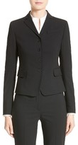 Akris Punto Women's Fitted Wool Jacket