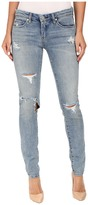 Blank NYC Denim Distressed Skinny in Skinny Dipper