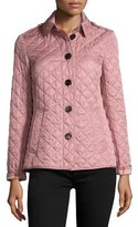 Burberry Ashurst Quilted Jacket, Pink