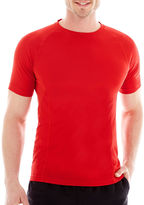 JCPenney Xersion Short-Sleeve Training Top