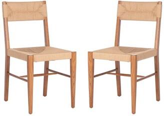 Safavieh Cody Rattan Dining Chair