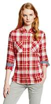 Dickies Women's Herringbone Flannel Shirt