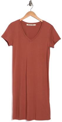 Michael Stars Cassandra V-Neck T-Shirt Dress