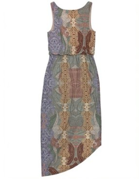 INC International Concepts Inc Plus Size Printed Sleeveless Dress, Created for Macy's
