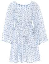 Lisa Marie Fernandez Peasant cotton dress