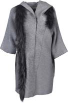 Fabiana Filippi Hooded Coat