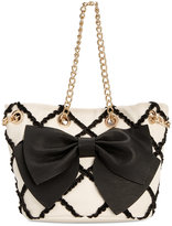 Betsey Johnson Small Bow Tote, a Macy's Exclusive Style