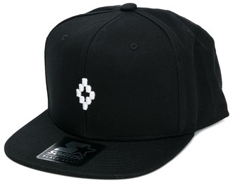 Marcelo Burlon County of Milan Kids embroidered logo cap