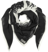 Karl Lagerfeld Modal and Silk Sprayhead Wrap