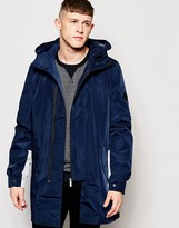 NATIVE YOUTH Bonded Tech Parka