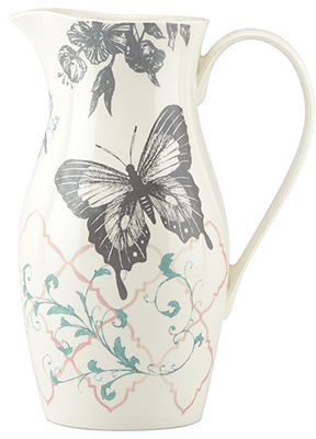 Lenox CLOSEOUT! Serveware, Collage by Alice Drew Pitcher