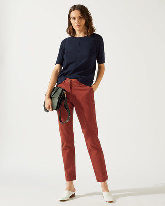 Jigsaw Luxe Drill Cotton Chino