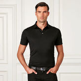 Ralph Lauren Purple Label Mercerized Pocket Polo Shirt