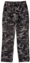 Ralph Lauren Boys' Camo Print Ripstop Cargo Pants - Sizes S-XL
