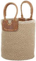 Nkuku Indra Coil Basket - Natural - Small