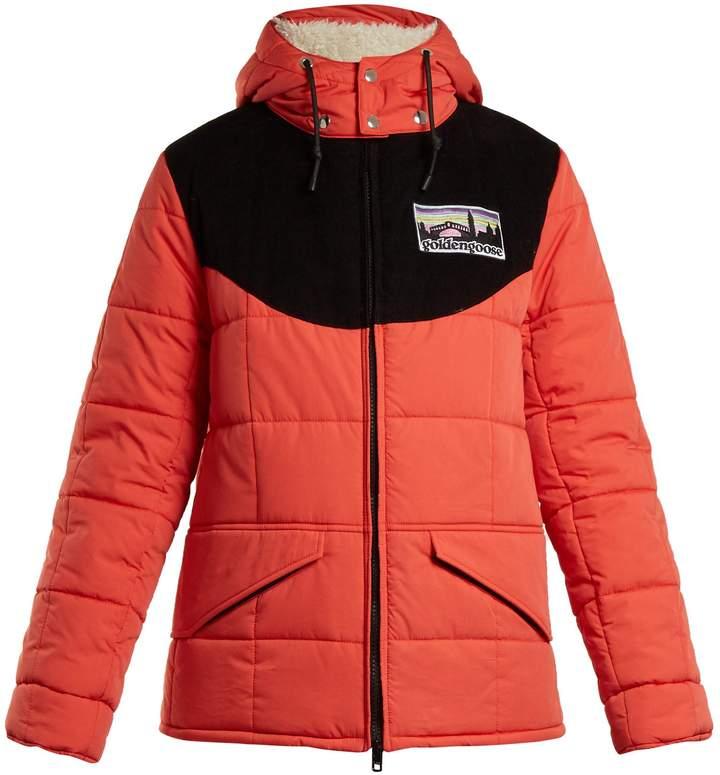 Golden Goose Agena quilted jacket