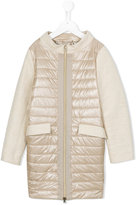 Herno Kids - padded coat - kids - Cotton/Linen/Flax/Acrylic/Polyester - 10 yrs