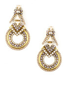 Elizabeth Cole Illona Earrings