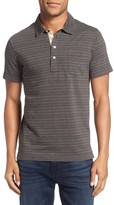 Billy Reid Men's Pensacola Stripe Polo
