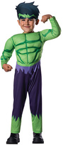 Rubie's Costume Co Avengers Hulk Dress-Up Set - Toddler