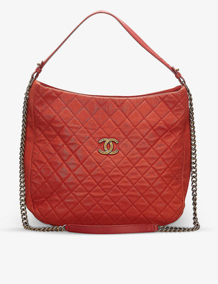Resellfridges Pre-loved Chanel Caviar leather satchel