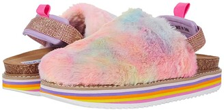 Steve Madden Cozee (Little Kid/Big Kid) (Tie-Dye) Girl's Shoes
