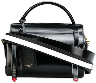 Thom Browne 3-Strap Large Shoulder Bag