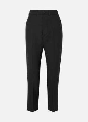 Vivienne Westwood Wool Straight-leg Pants - Black