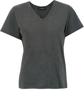 Olympiah panelled Malta t-shirt