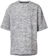 Zanerobe 'Rugger' three-quarter sleeve sweatshirt