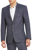 Murano Jasper Slim-Fit Textured Blazer