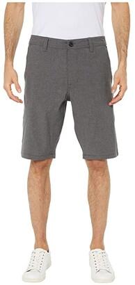 Volcom Frickin SNT Static 2 (Blue Rinse) Men's Shorts