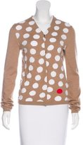 Sonia Rykiel Knit Wool Cardigan w/ Tags