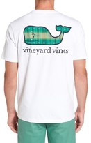 Vineyard Vines Men's Football Field Graphic T-Shirt